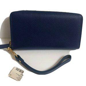 Women's Genuine Leather Wallet Wristlet Clutch Roy